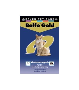 BOLFO - GOLD 80 2 PIPETTEN