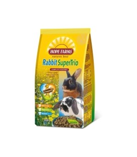 HOPE FARMS - RABBIT SUPERTRIO 3 KG