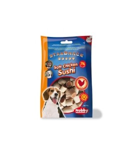 NOBBY - CHICKEN SOFT SUSHI 70 GR KIP