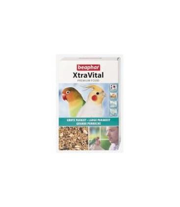 Beapher XtraVital Grote Parkieten 1kg