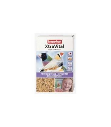 Beaphar XtraVital tropische vogels 500 g