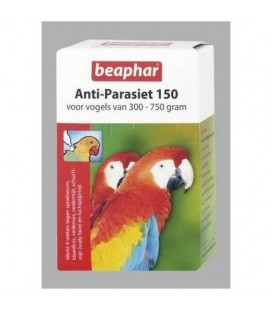 Beaphar Anti-Parasiet 150 vogel