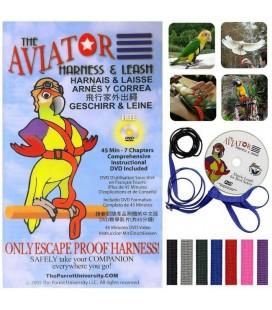 Aviator Mini Vogeltuigje Voor Klein Vogels
