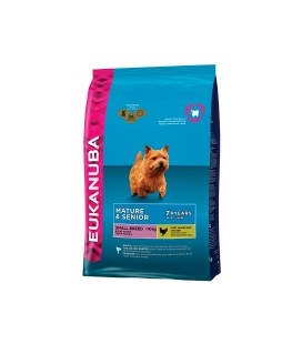 EUKANUBA - MATURE & SENIOR SMALL 3 KG SENIOR