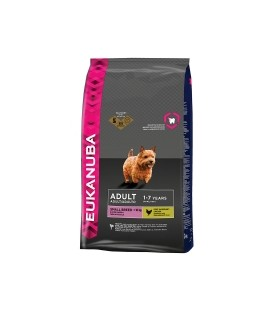 EUKANUBA - ADULT SMALL BREED 3 KG KIP ADULT