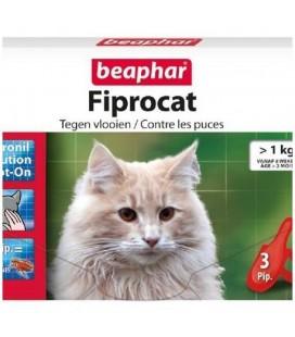 Beaphar fiprocat 3 pipetten