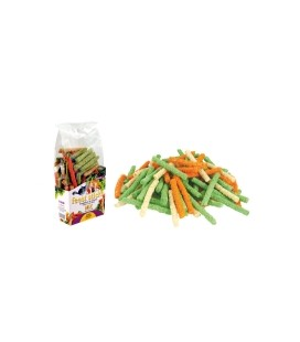 ESVE - FEESTSTICKS MIX KNAAGDIER 150 GR ADULT