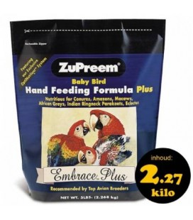 Zupreem Embrace Plus (Hand-Feeding) 2,26kg