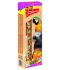 Vitapol Maxi sticks kolby sinaasappel papegaai 450GR