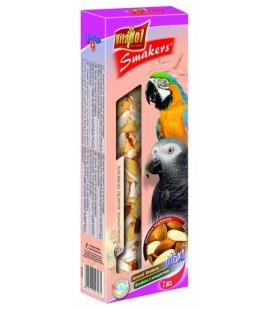 Vitapol Maxi sticks kolby kokos-noot papegaai 450GR
