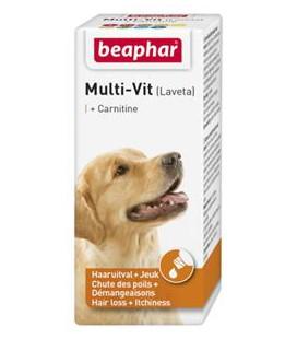 Multi-Vit Hond+Carnitine 20ml