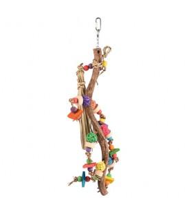 Vogelspeelgoed Chi multi Multi-color 61 cm