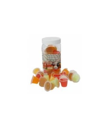 ZooFaria fruitkuipjes Mix 24 stuk in pot